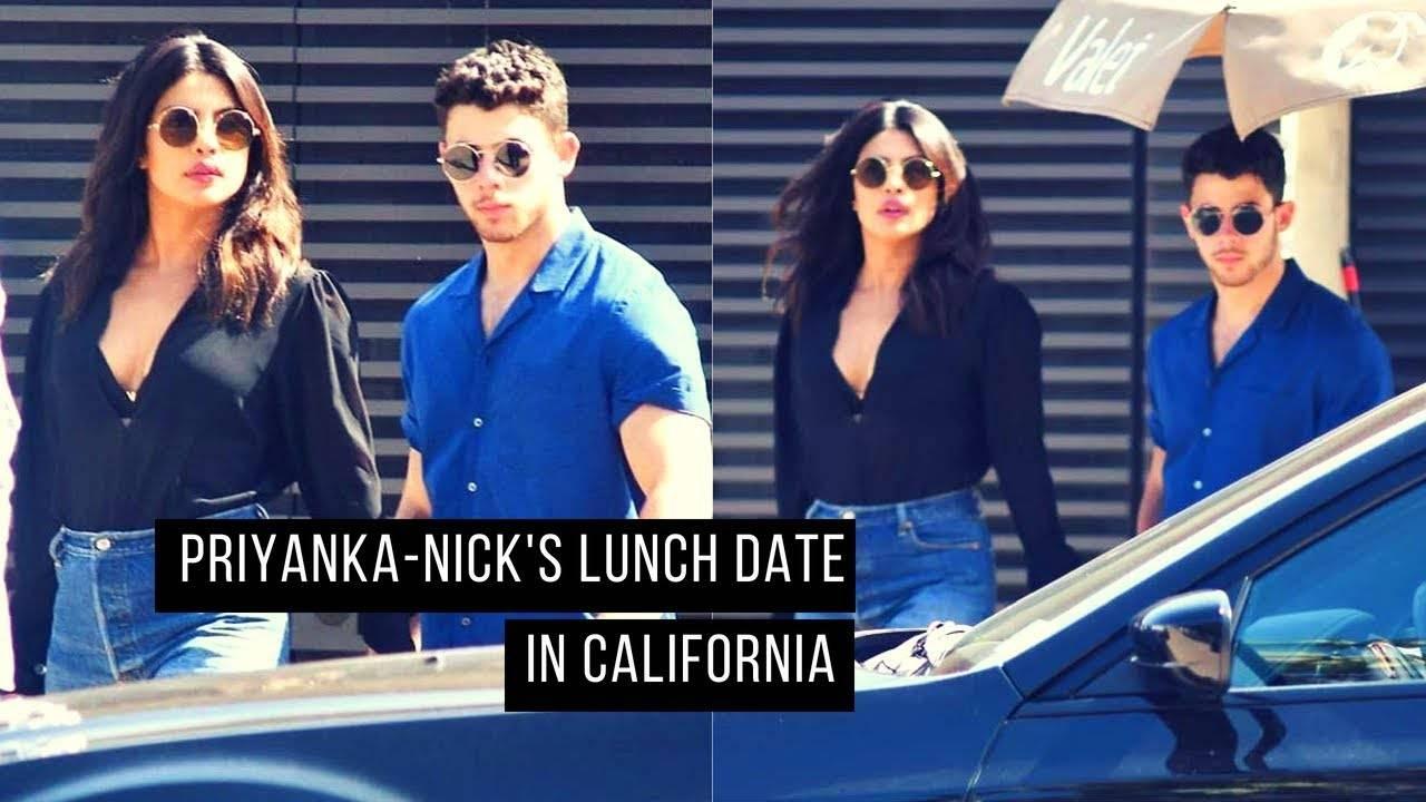 Priyanka Chopra reunites with fiancé Nick Jonas in California