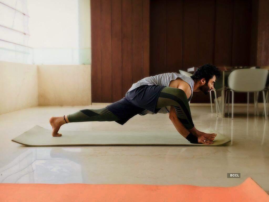 'Mitron' actor Jackky Bhagnani's impressive transformation, see pics...
