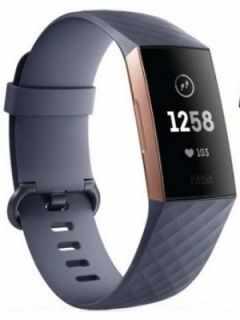 3092dd1687e471 Compare Fitbit Charge 3 vs Garmin Vivofit 4 - Fitbit Charge 3 vs Garmin  Vivofit 4 Comparison by Price, Specifications, Reviews & Features   Gadgets  Now
