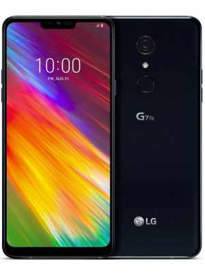 Compare LG G7 Fit vs LG G7 ThinQ: Price, Specs, Review