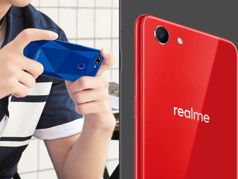 Realme 2 vs Realme 1: Comparison
