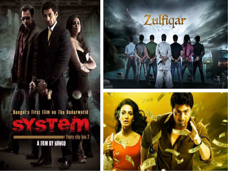 5 Best Gangster Movies In Bengali Cinema The Times Of India