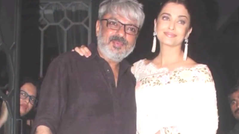 Did Aishwarya Rai Bachchan walk out of Sanjay Leela Bhansali's film for Gulab Jamun?
