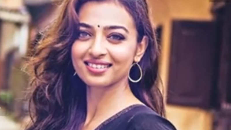 Did Radhika Apte take a dig at Kangana Ranaut for playing Rani Laxmibai?