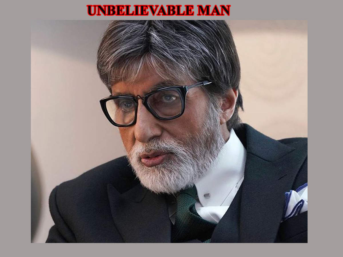 Amitabh Bachchan's unbelievable charity works