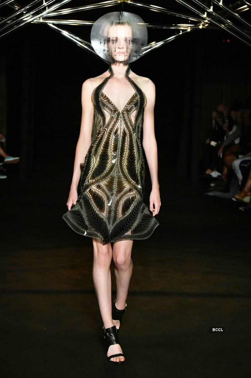 Iris van Herpen Couture Fall 2018