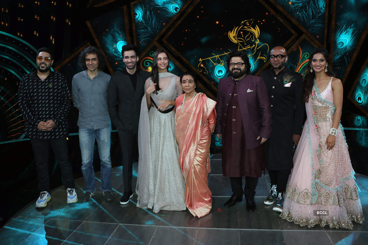 India's Best Dramebaaz Season 3: On the sets