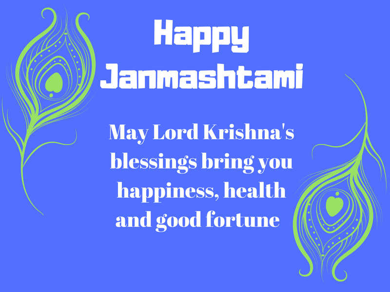 Happy Krishna Janmashtami 2018 Quotes Images Wishes Messages