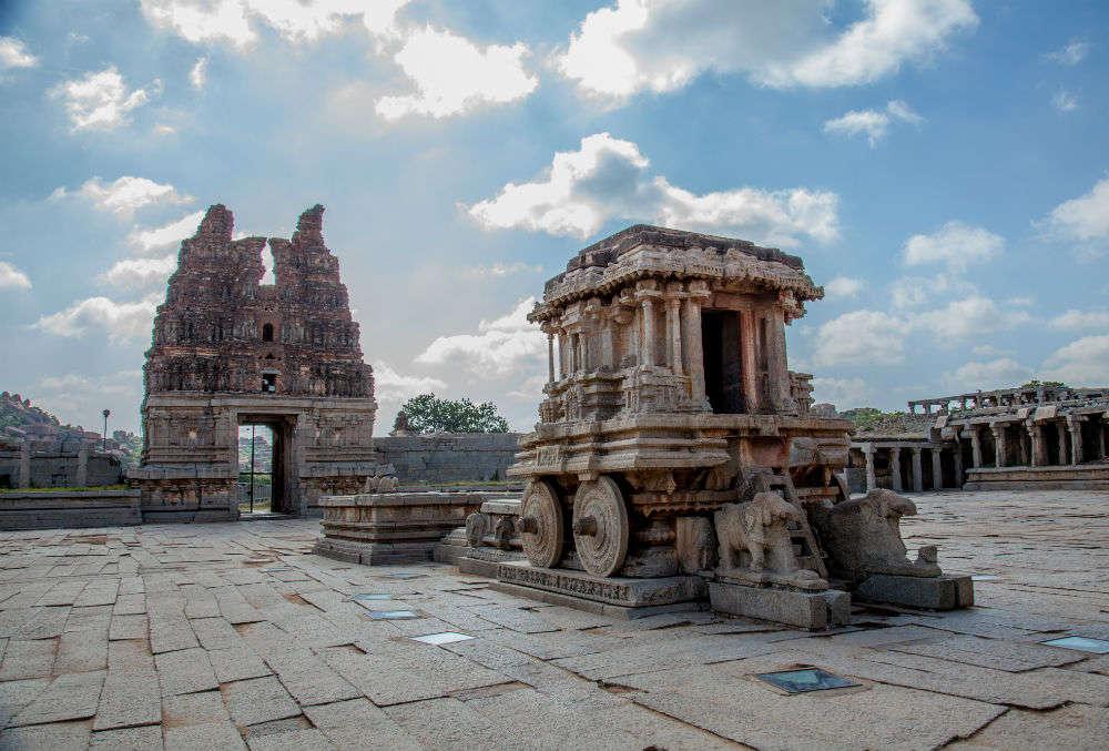Hampi's Vittala Temple of Musical Pillars