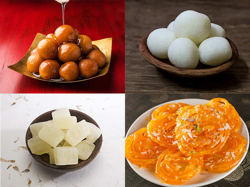 Your favourite Indian sweets and the interesting stories behind them | The Times  of India