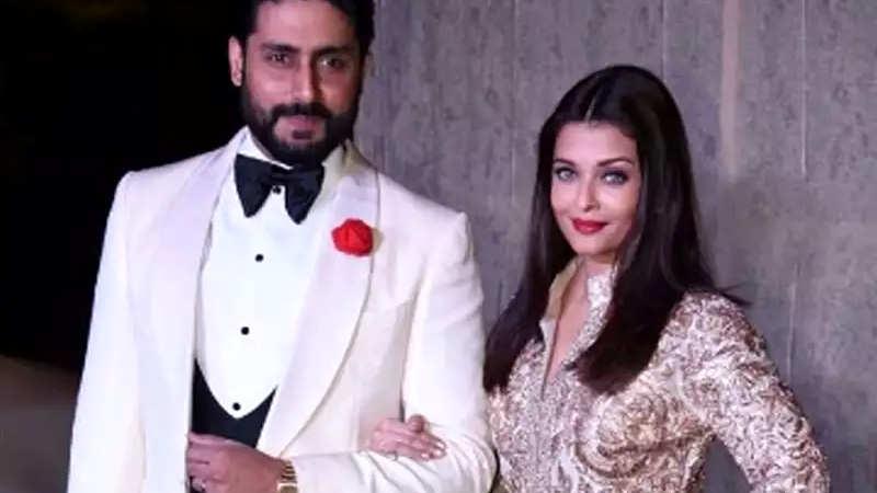 Aishwarya Rai Bachchan defends her hubby Abhishek Bachchan!