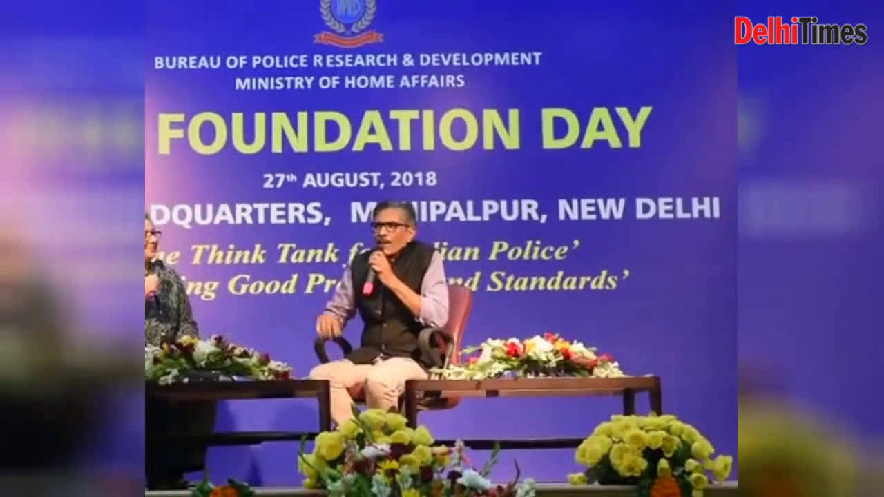 Prakash Jha recounts his visit to a police station in UP