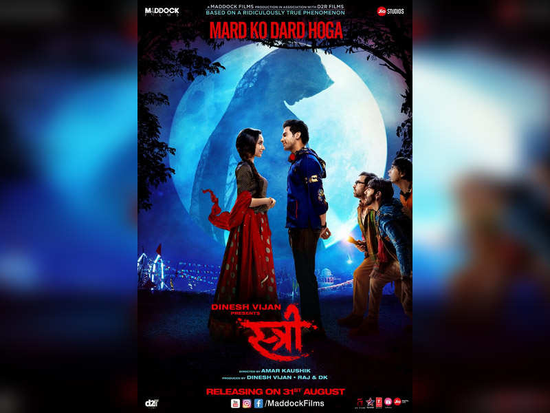 Stree': All you need to know about the Rajkummar Rao and Shraddha