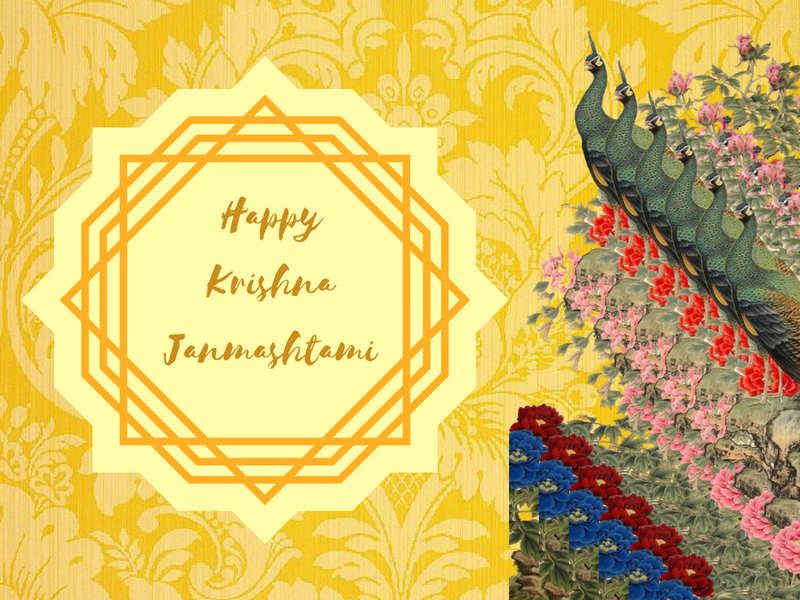 Krishna Janmashtami 2018 Quotes, Messages, Wishes