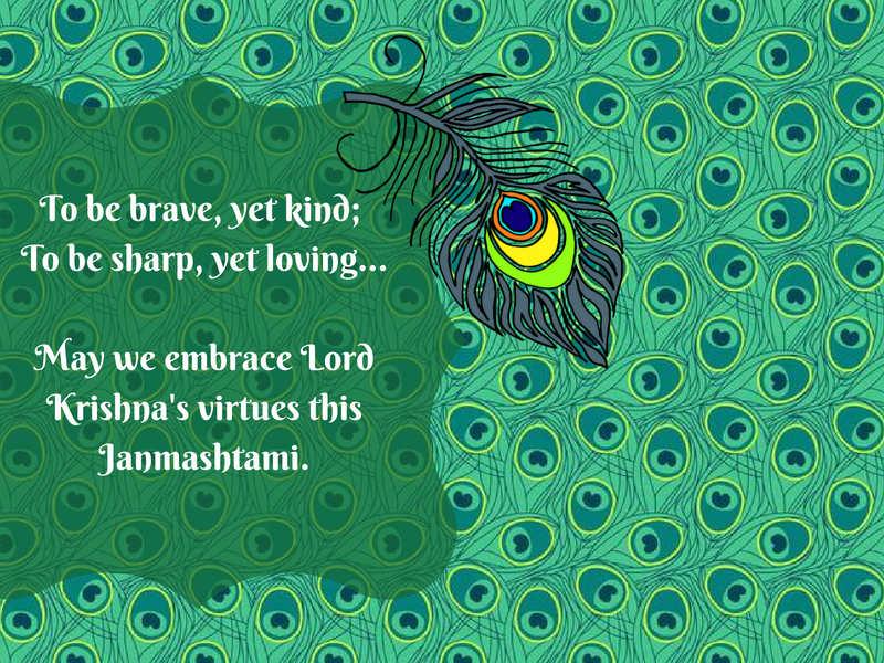 Happy Krishna Janmashtami Quotes, Wishes, Messages