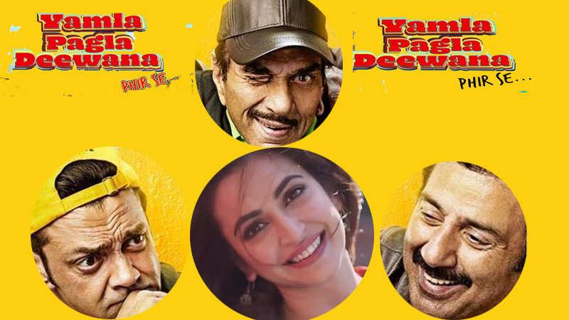 'Yamla Pagla Deewana Phir Se': Public Review