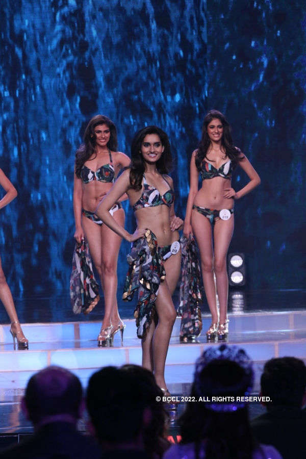 Miss Diva 2018 Finale: Shivan and Narresh Swimwear Round