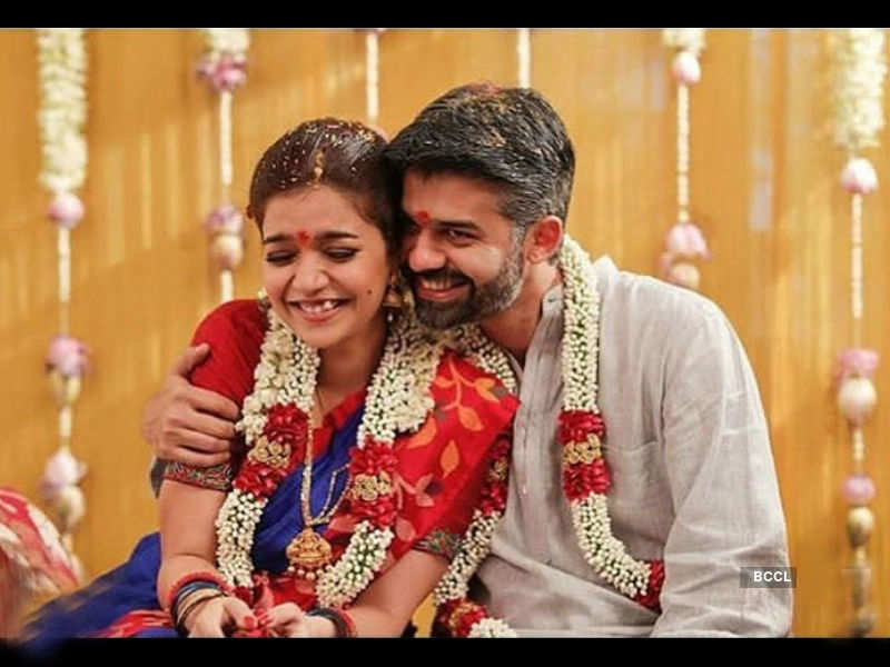 Swathi-Vikas wedding: 7 adorable pictures that will leave you in awe