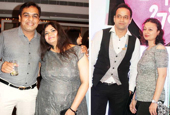 (L) Nishant and Rakhi (R) Prateek and Babli (BCCL/ Arvind Kumar)
