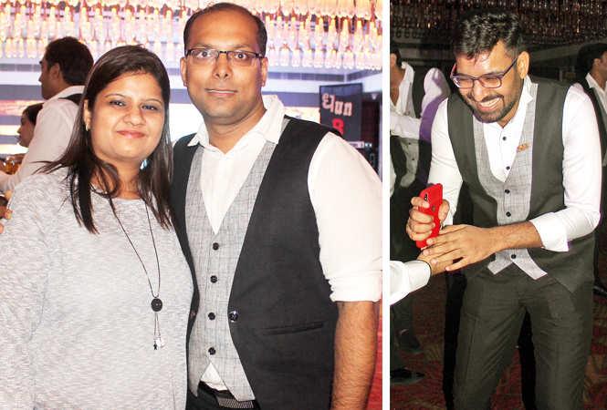 (L) Rajat and Ritika (R) Akash (BCCL/ Arvind Kumar)