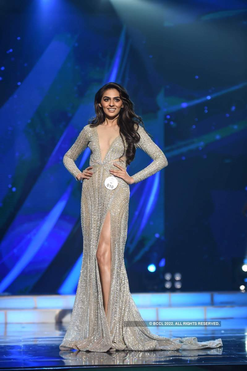 Miss Diva 2018 Finale: Shane & Falguni gown round