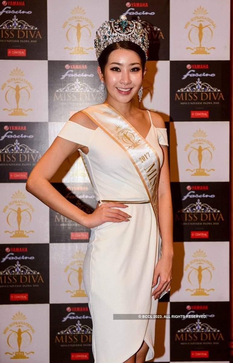 Miss Diva 2018 FInale: Press conference
