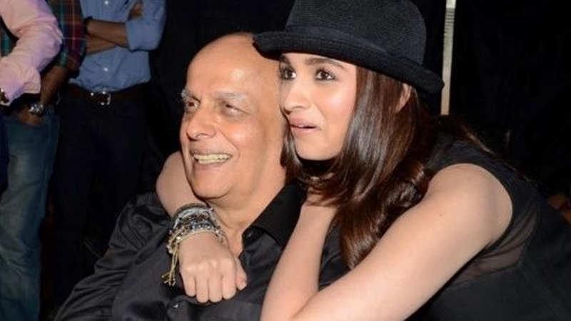 Alia Bhatt gives a nod to dad Mahesh Bhatt's 'Sadak 2'