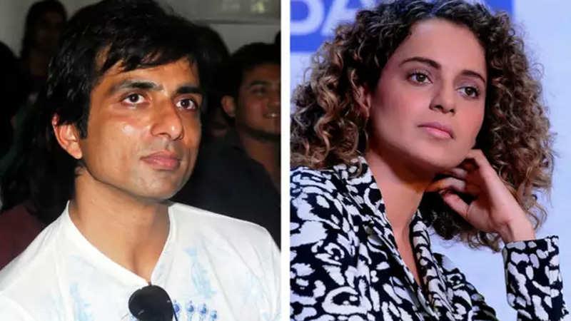 Kangana Ranaut and Sonu Sood tiff intensifies