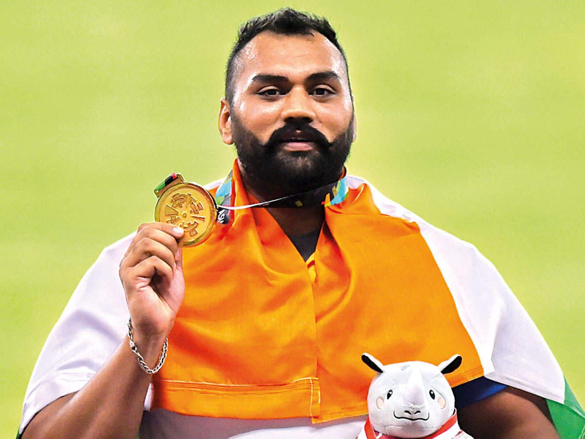 Tajinder Pal Singh Toor: Asian Games 2018 gold medallist Tajinder Pal Singh  Toor loses dad before he could show him gold medal