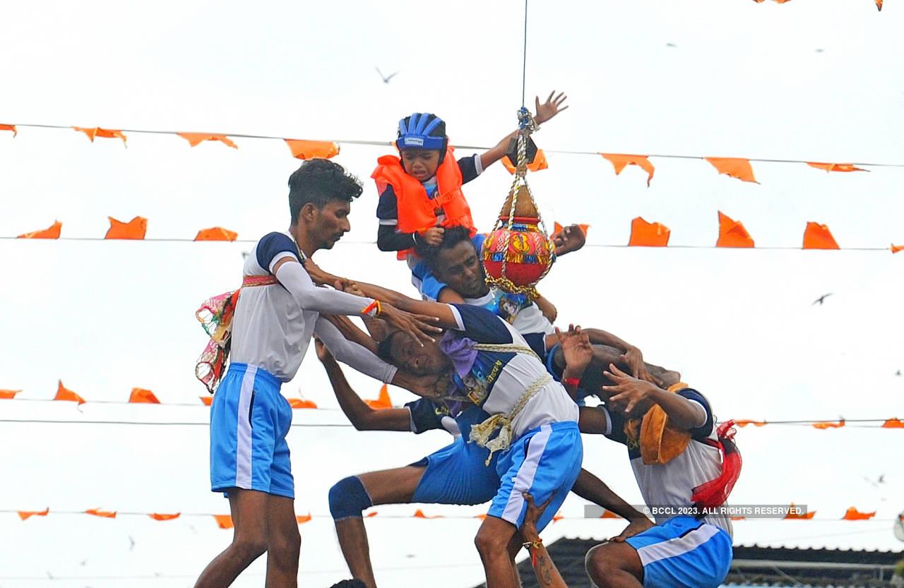 One dead, 150 injured in Dahi Handi celebrations in Mumbai