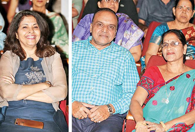(L) Renu Prakash (R) Prabhat and Pratibha Agarwal (BCCL/ Aditya Yadav)