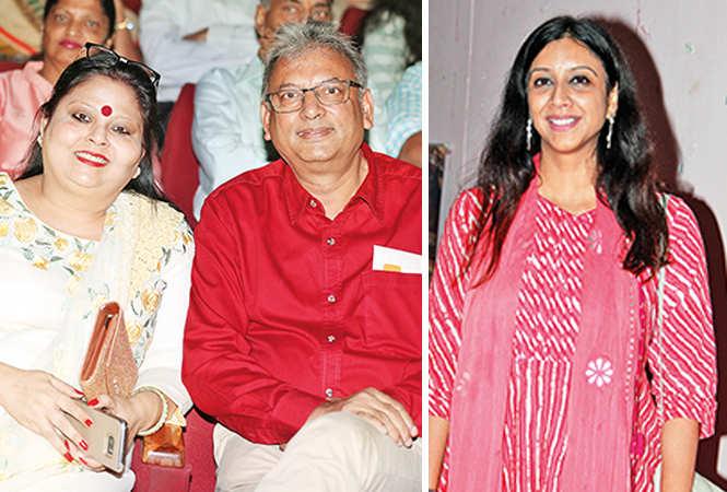 (L) Meenakshi and Ajay Jain (R) Diya Badgel (BCCL/ Aditya Yadav)