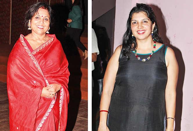 (L) Chitra Mohan (R) Jyotsna Kaur Habibullah (BCCL/ Aditya Yadav)