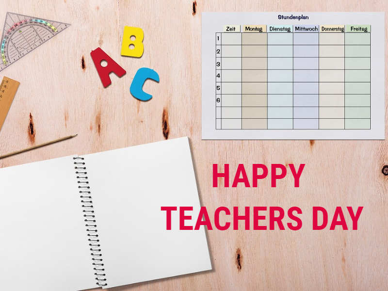 Happy Teachers Day 2019: Facebook and Whatsapp status, Quotes, Wishes, Messages, Greeting Cards,  Thoughts