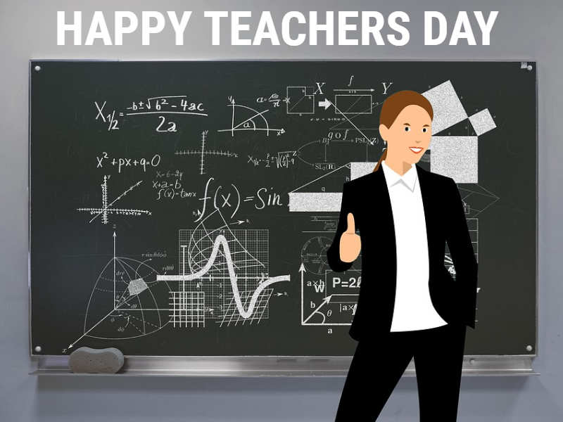 Happy Teachers Day 2019: Wishes, Quotes, Thoughts, Messages, Greeting Cards, Status and Images