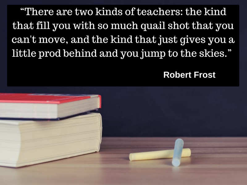 Teachers Day Quotes 20 Quotes By Famous Authors That Celebrate And