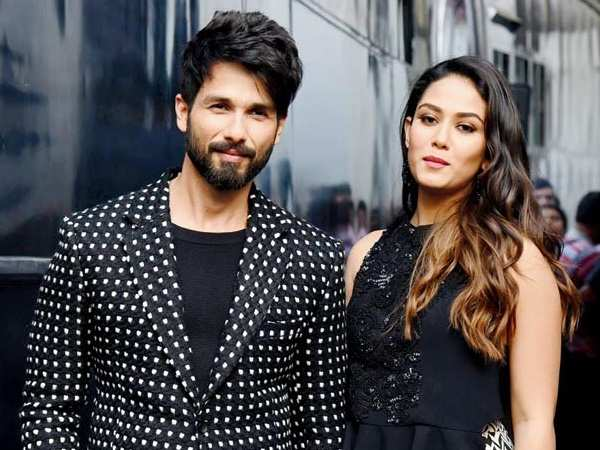 Congratulations! Shahid & Mira BLESSED with Baby Boy