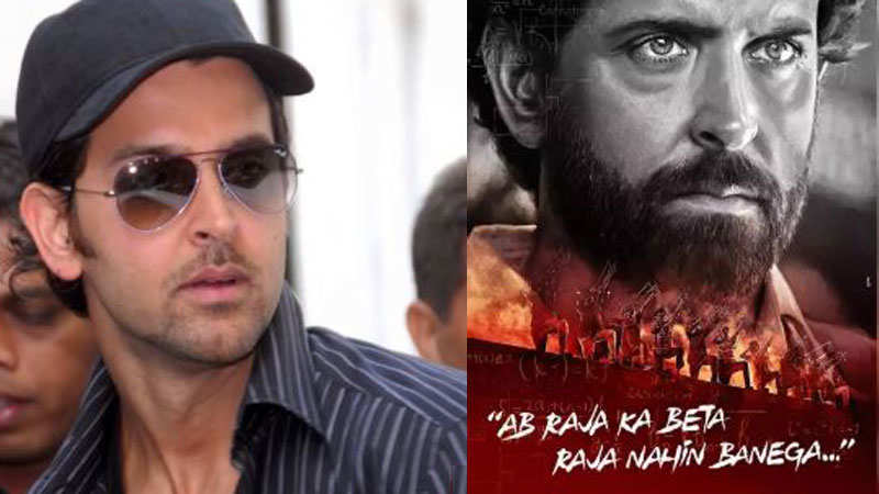 Hrithik Roshan gets trolled over the tagline of his upcoming film 'Super 30'