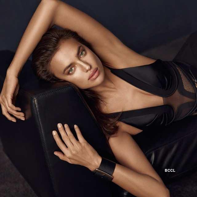 Meet Bradley Cooper's partner Irina Shayk