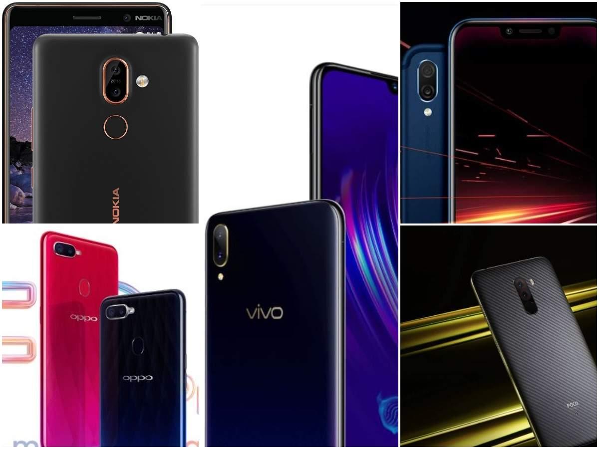 Vivo V11 Pro vs Oppo F9 Pro vs Nokia 7 Plus vs Honor Play vs Xiaomi Poco F1: The best smartphone under Rs 30,000