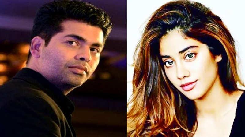 Karan Johar advices Janhvi Kapoor on dealing with trolls