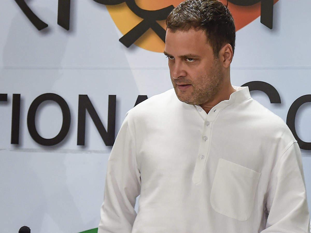 Rahul Gandhi biggest buffoon in the country Telangana CM K