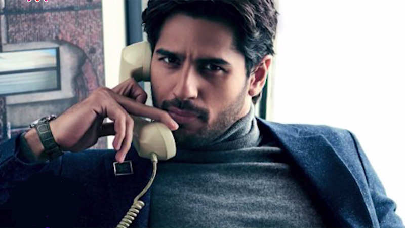 Sidharth Malhotra is not happy with his PR team's performance