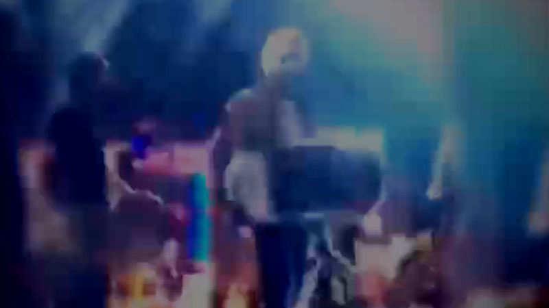 Abhishek Bachchan rocks the dhol at the 'Manmarziyaan' album tour in Chandigarh