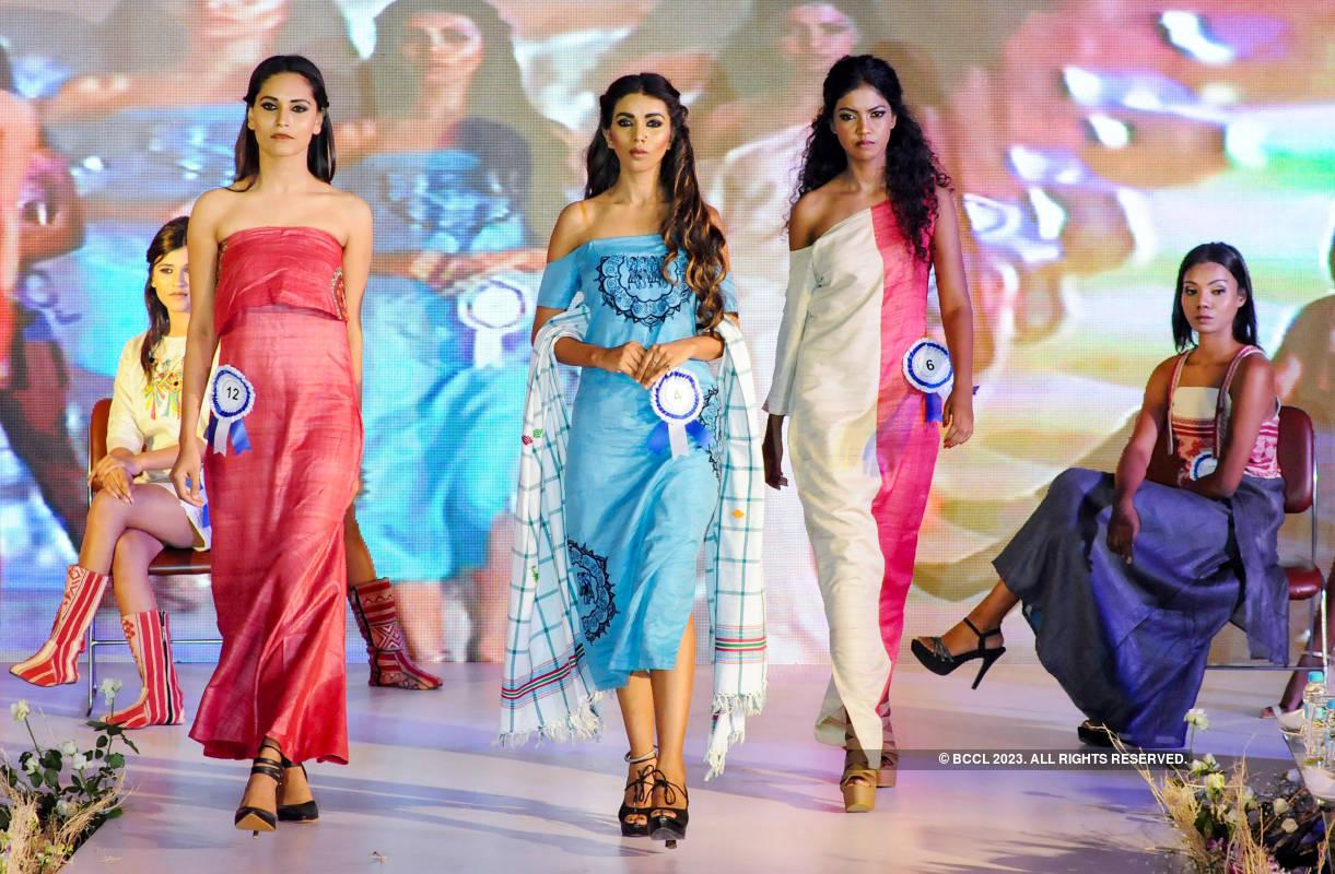 Koena Mitra inaugurates Kuchai Silk Expo