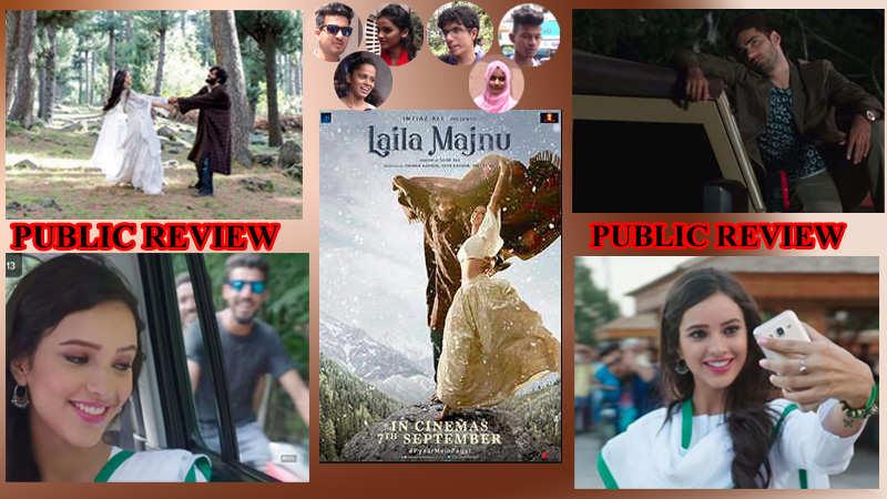 'Laila Majnu': Public Review
