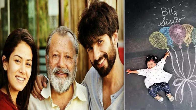 Shahid Kapoor and Misha Rajput name their son Zain Kapoor