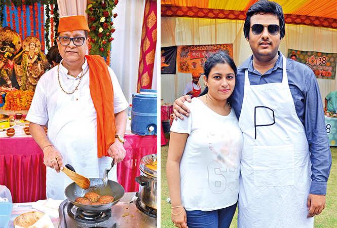 (L) Rakesh (R) Swikrat and Parag (BCCL/ IB Singh)