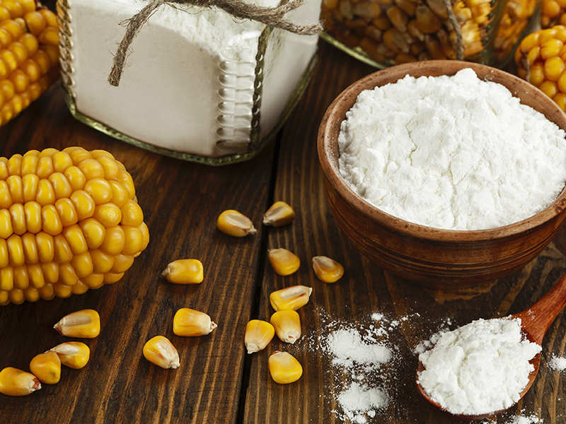Is corn flour good for the human body? | The Times of India