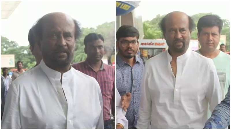 Rajinikanth's first film shoot in Lucknow begins today
